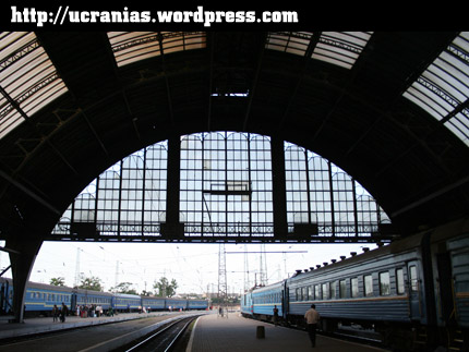 Train Lviv to Przemysl, Train Ukraine to Poland